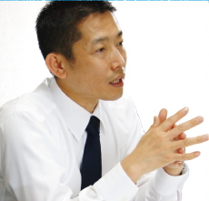 専務取締役 久保田 匡