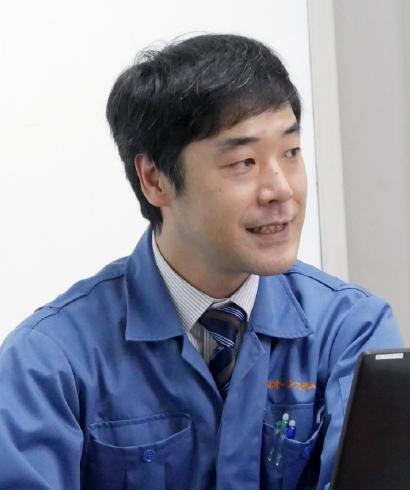代表取締役社長 徳安 健司氏
