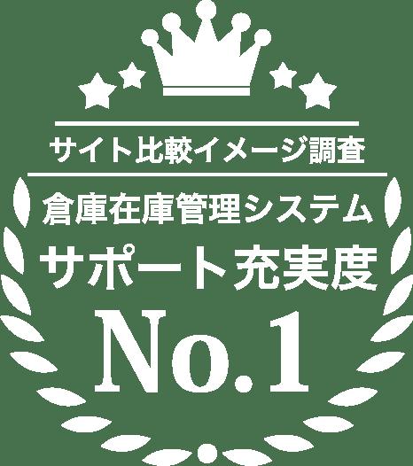 サポート充実度 No.1