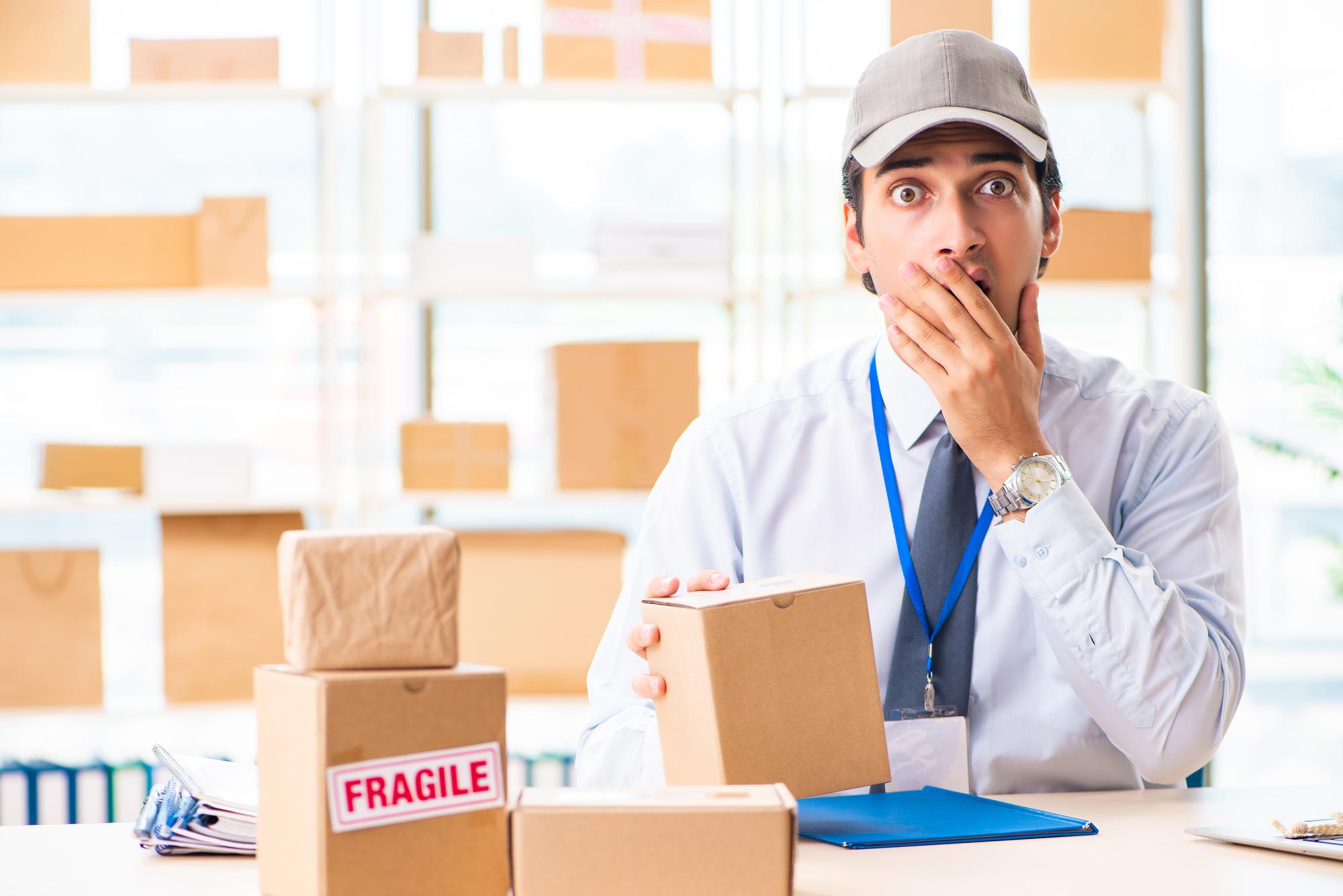 顧客が求める高い物流品質。『誤出荷事故』を防ぐために、必要なこと